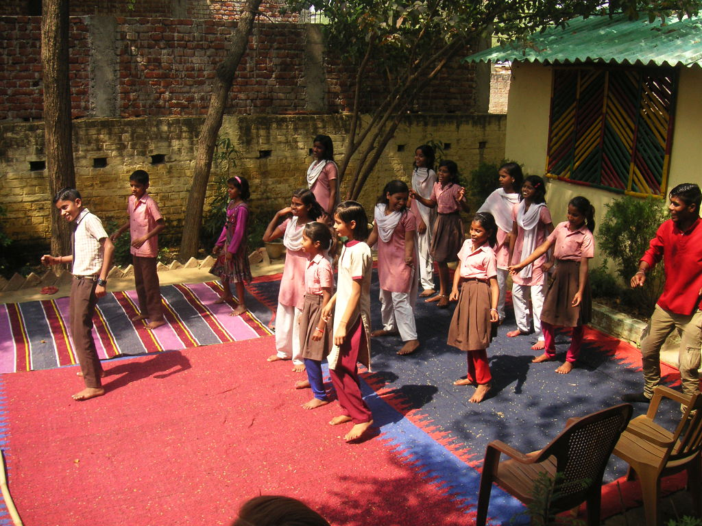 TCP children having their opportunity to perform