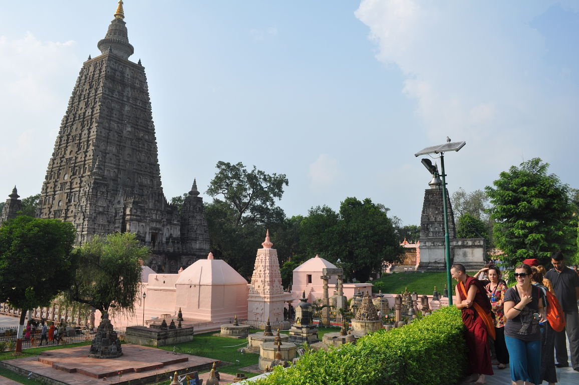 Bodhgaya's Mahabodhi Stupa – Heart of the Buddhist world