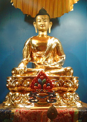 Statue of the Founder, Shakyamuni Buddha